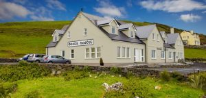 Doolin Hostel, Climber friendly hostel.