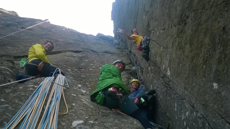 fairhead climbing meet 2014